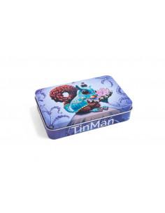 TINMAN SQUIRREL - Wiewiórka Pudełko schowek metalowy TIN CASE puszka