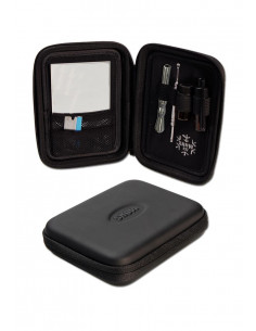 SNOW KIT - zestaw do tabaki w pokrowcu Snorter Case