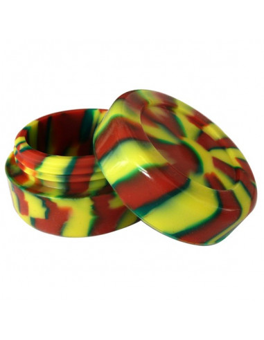 RASTA silicone container. Non-sticky container for oils and wax