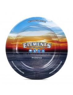 """Obraz produktu: popielniczka metalowa elements blue 5.5"""""""
