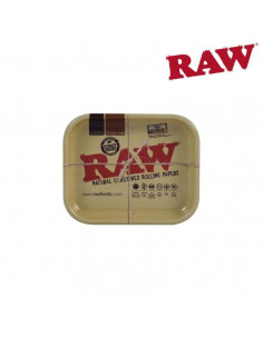 Przypinka RAW - mikro tacka w formie metalowej przypinki
