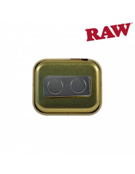 Magnes RAW - mikro tacka w formie metalowego magnesu