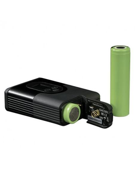 ArGO Arizer - vaporizer, a portable pocket vaporizer for herbs