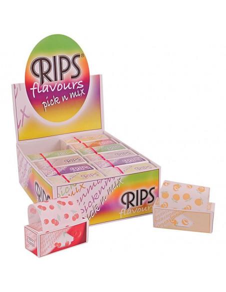 Rips Flavours On Roll bibułki smakowe w rolce 4m bletki do jointów