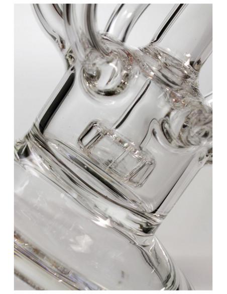 BLAZE AMFORA bongo fajka wodna wielopoziomowa z precolatorami 28cm