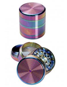 Obraz produktu: młynek grinder rainbow oil 4 częściowy 40mm rozdrabniacz