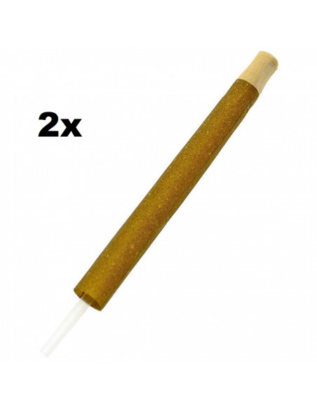 CYCLONE BLUNTS 2szt. bibułki z konopi HEMP WONDERBERRY