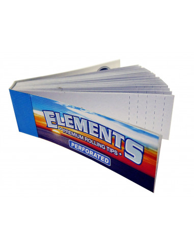 Elements perforated joint filters