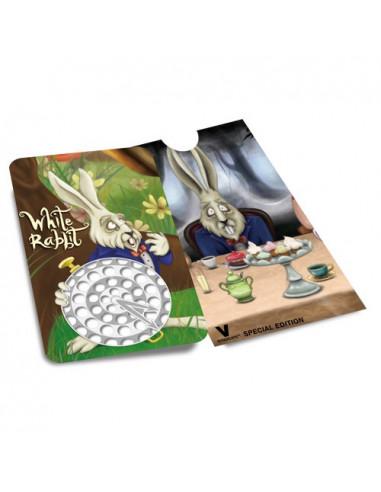 V SYNDICATE WHITE RABBIT - Biały królik Alice in Grinderland
