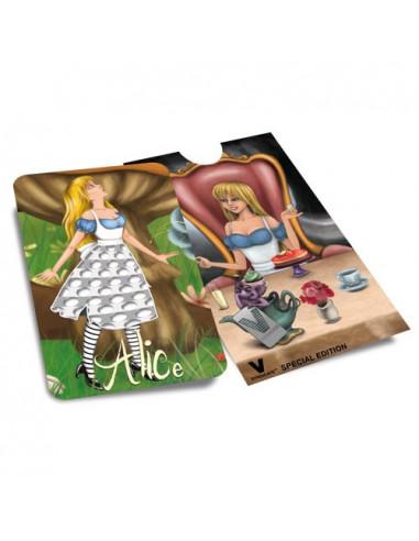 V SYNDICATE Alice in Grinderland Alicja w krainie czarów grinder card