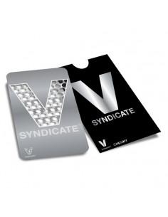 Karta grinder V -Syndicate wzór V DESIGN
