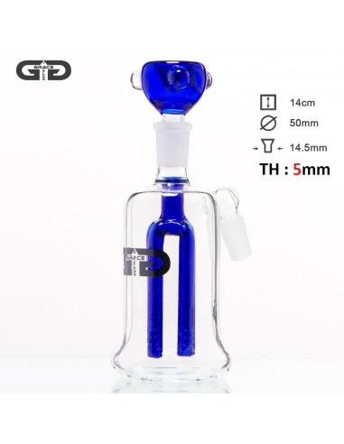 Precooler Grace Glass OG Series Triad 4ramienny z cybuchem