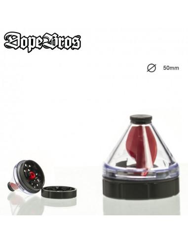 FUNNEL grinder młynek z dozownikiem 50mm DOPE BROS