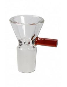 Cybuch z uchwytem do bonga, fajki wodnej 14.5 mm