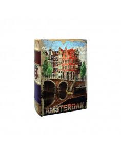 STASH BOOK - Pudełko w kształcie książki LARGE