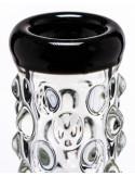 BEAKER GG BONG BLACK 50cm 4x6 Dyfuzor percolator fajka wodna lodowa