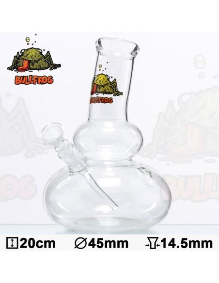 Bullfrog bongo fajka wodna 20cm