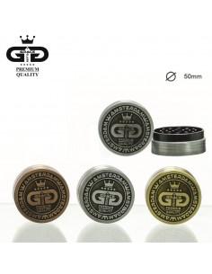 Młynek 2-częściowy Grace Glass Amsterdam śr. 50 mm
