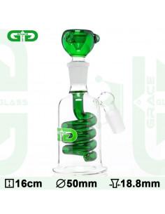 Precooler nakładka na bongo Grace Glass szlif 18.8