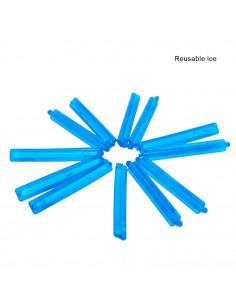 Wkładka lód Rousable Ice do bonga, fajki wodnej 10 szt.