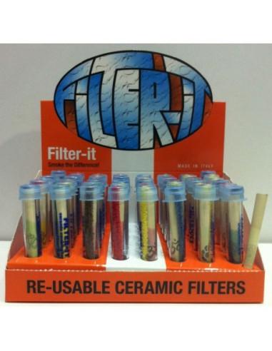 Ceramiczny filtr do skrętów Filter IT