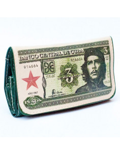 Saszetka na tytoń La Siesta Tobacco Pounch wzór Cuba