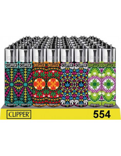 Obraz produktu: clipper zapalniczka weed mandala