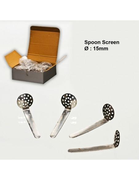 Spoon Screen Sitka do bonga z uchwytem 5 szt. śr. 15 mm