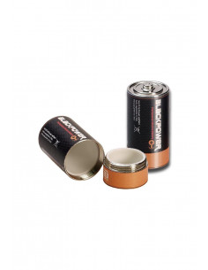 Stash Can Container Type C battery