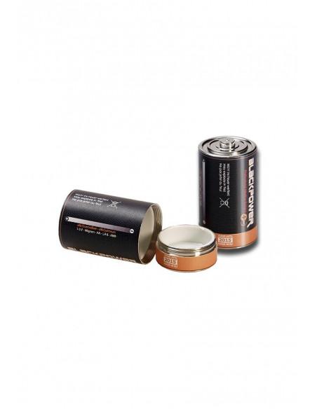 Schowek, pojemniczek bateria typu D