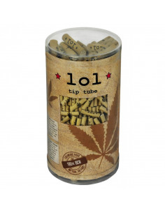 Obraz produktu: lol tip tube filtry z aktywnym węglem 150 szt.