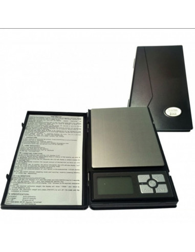 Waga elektroniczna Notebook 200g 0,01g
