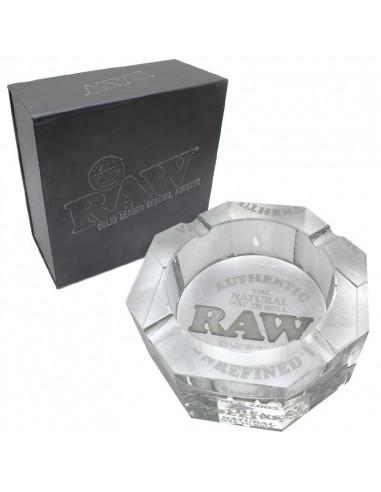 Kryształowa popielniczka Premium RAW Crystal