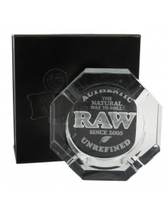 Premium RAW Crystal crystal ashtray