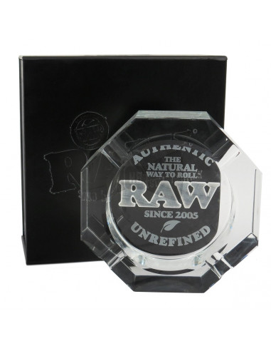 Premium RAW Crystal crystal ashtray