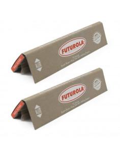 Tissues Futurola Dutch Brown Slim 32 pcs.