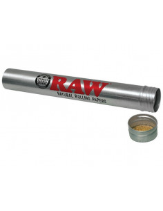 RAW Aluminum Tube Storage box for Joint Tube twists