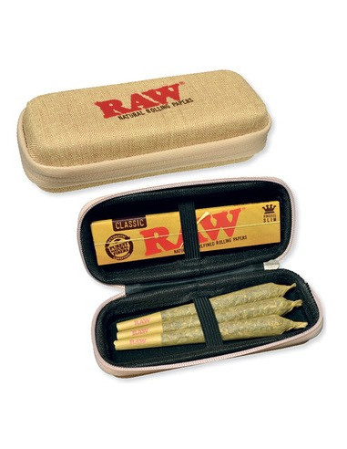 RAW Cone Wallet case for smoking accessories