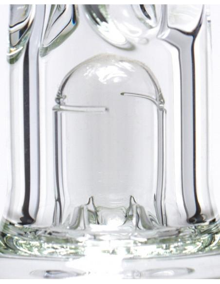 BEAKER GG BONG CRYSTAL 52cm 4x6 Dyfuzor percolator fajka wodna lodowa