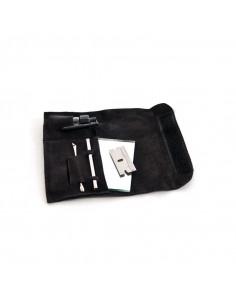 Sniffer Kit Black zestaw do tabaki czarny