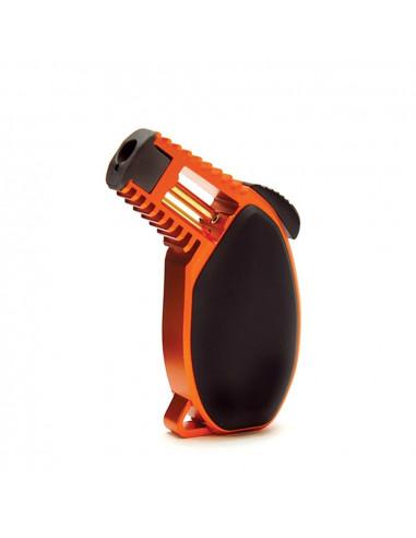 Eurojet Miami Orange incandescent lighter