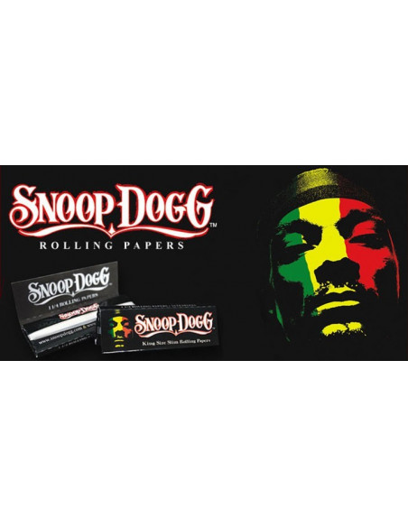 Snoop Dogg King size slim bibułki