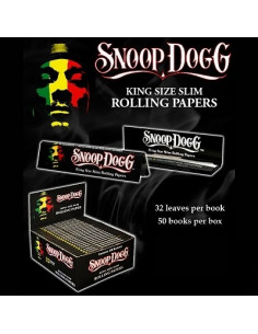 Obraz produktu: snoop dogg king size slim bibułki