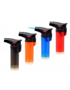 Palnik gazowy zapalniczka Atomic Torchy Display różne kolory