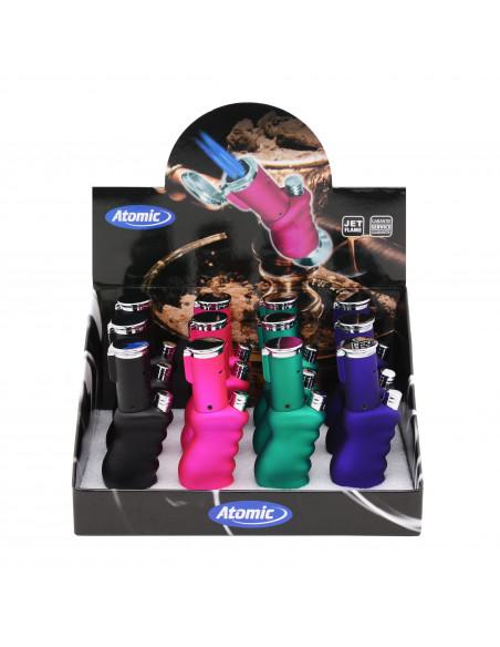 Zapalniczka Palnik 3-Jet Burner Bong Rubber różne kolory