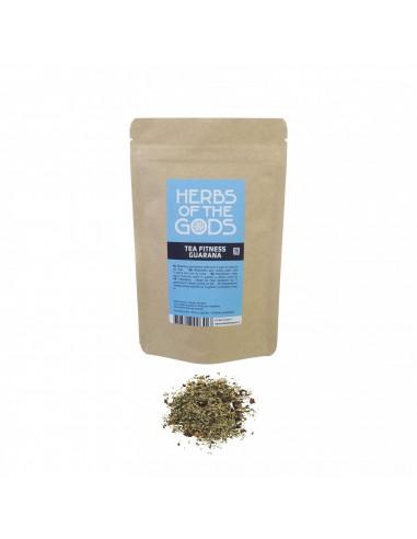Tea Fitness Herbata z guaraną opakowanie 80 g
