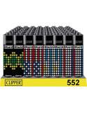 Zapalniczka Clipper wzór WEED STATES