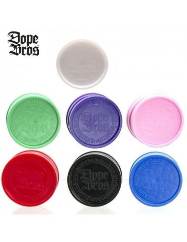 Młynek Dope Bros 2-częściowy śr. 60 mm różne kolory
