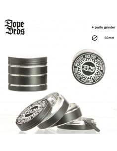 Obraz produktu: grinder do ziół dope bros 4-częściowy śr. 50 mm