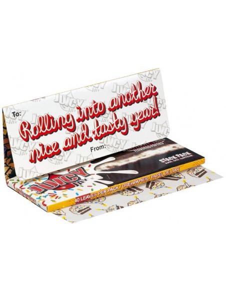Bibułki Juicy Jays Birthday Papers urodzinowe bibułki 40 szt.
